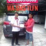 Foto Penyerahan Unit 17 Sales Marketing Mobil Dealer Toyota Magetan Sugeng
