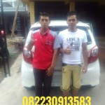 Foto Penyerahan Unit 18 Sales Marketing Mobil Dealer Toyota Magetan Sugeng