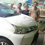 Foto Penyerahan Unit 20 Sales Marketing Mobil Dealer Toyota Magetan Sugeng