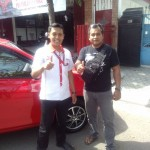 Foto Penyerahan Unit 21 Sales Marketing Mobil Dealer Toyota Magetan Sugeng