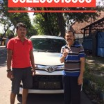 Foto Penyerahan Unit 3 Sales Marketing Mobil Dealer Toyota Magetan Sugeng