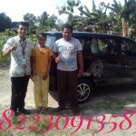 Foto Penyerahan Unit 6 Sales Marketing Mobil Dealer Toyota Magetan Sugeng