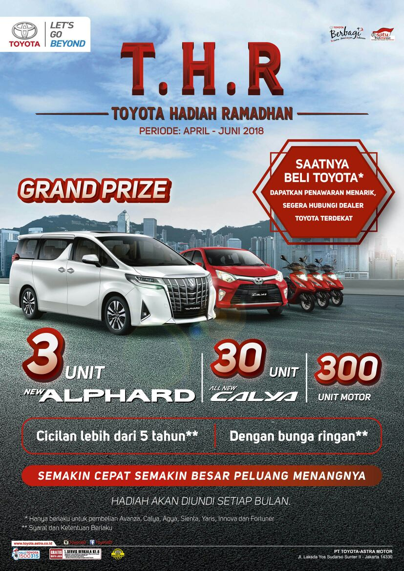 Promo Toyota By Hasan