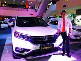 Sales Marketing Dealer Mobil Honda Jambi