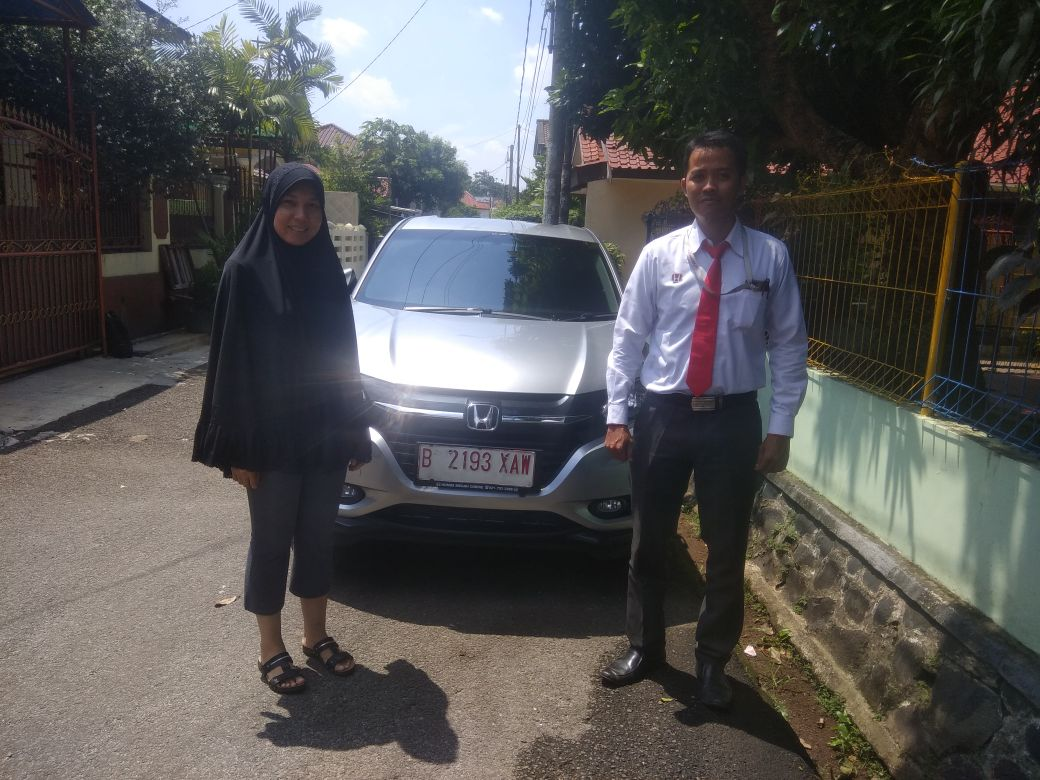 Sales Marketing Mobil Dealer Honda Wempy