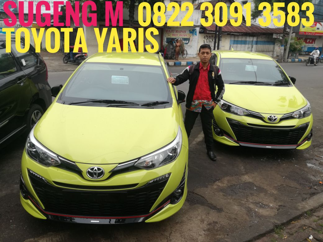 Sales Marketing Mobil Dealer Taoyota Ponorogo Sugeng