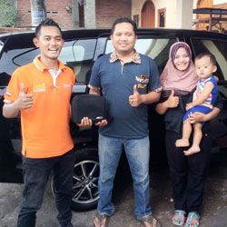Sales Marketing Mobil Dealer Toyota Blitar Wahid