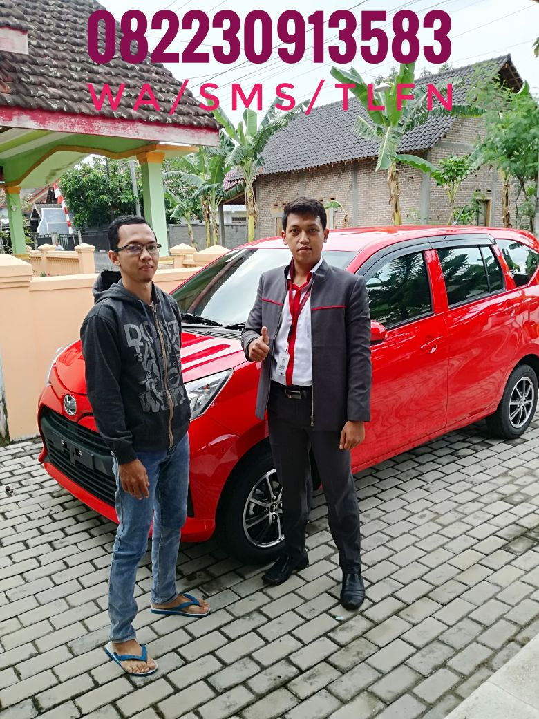 Sales Marketing Mobil Dealer Toyota Magetan Sugeng