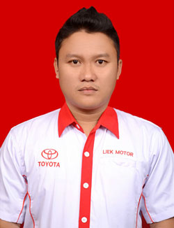Sales Marketing Mobil Dealer Toyota Sidoarjo Sofyan