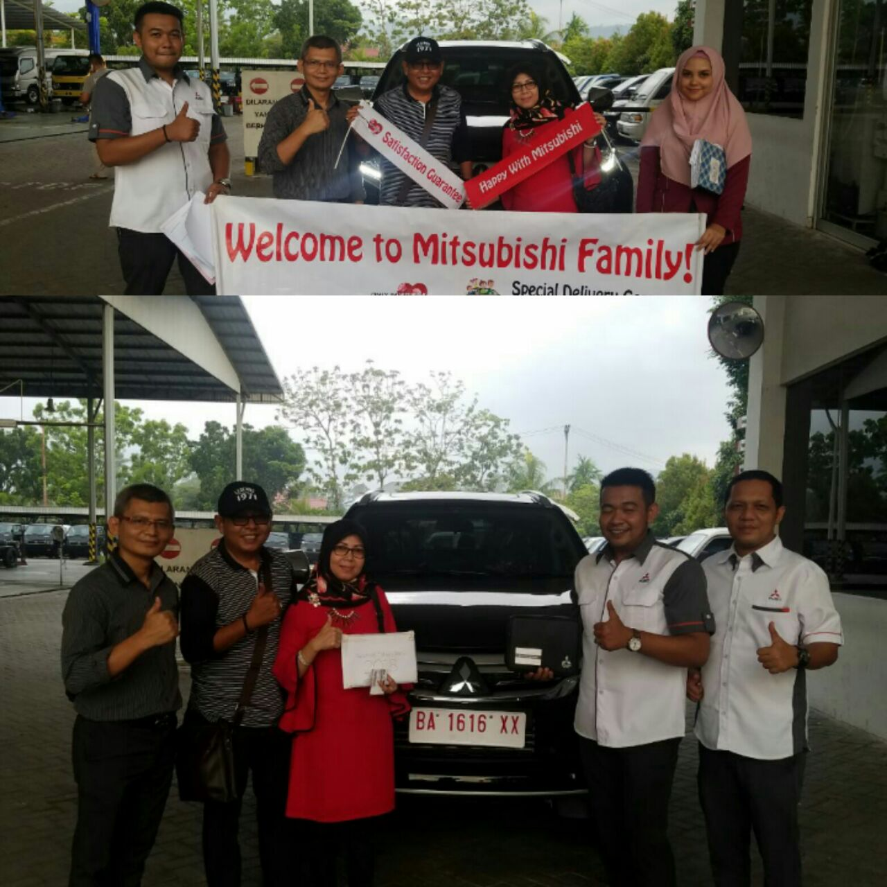 Sales Marketing Mobil Mitsubishi Oka