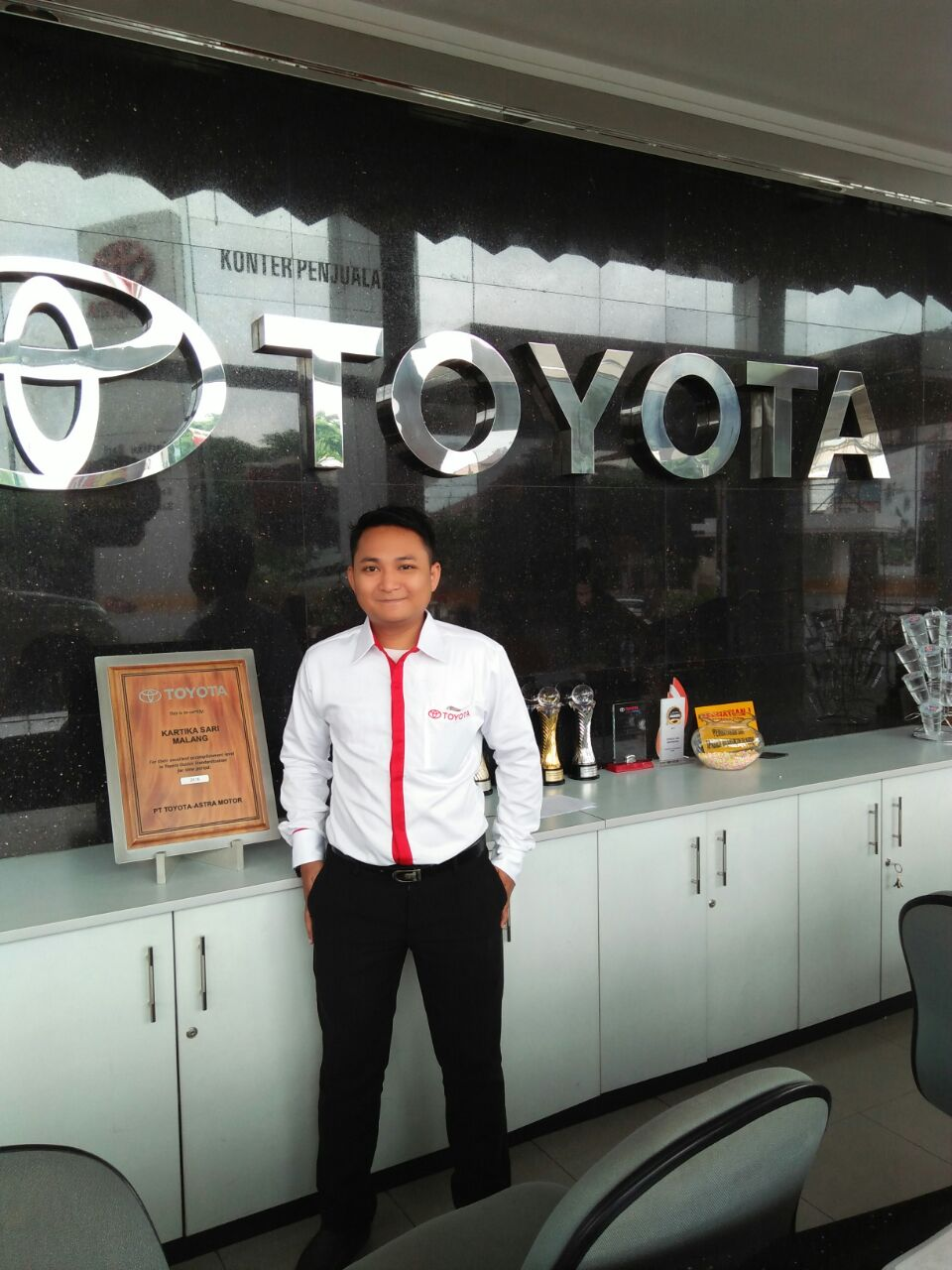 Sales Marketing Toyota Angga