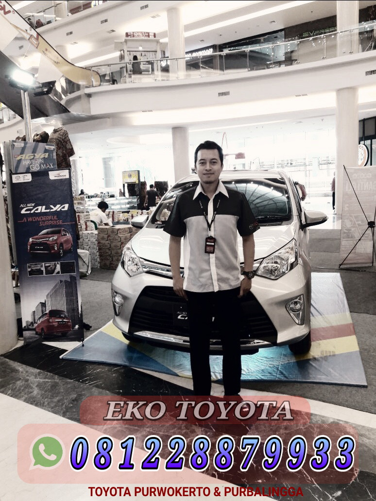 Sales Marketing Toyota Purbalingga Eko