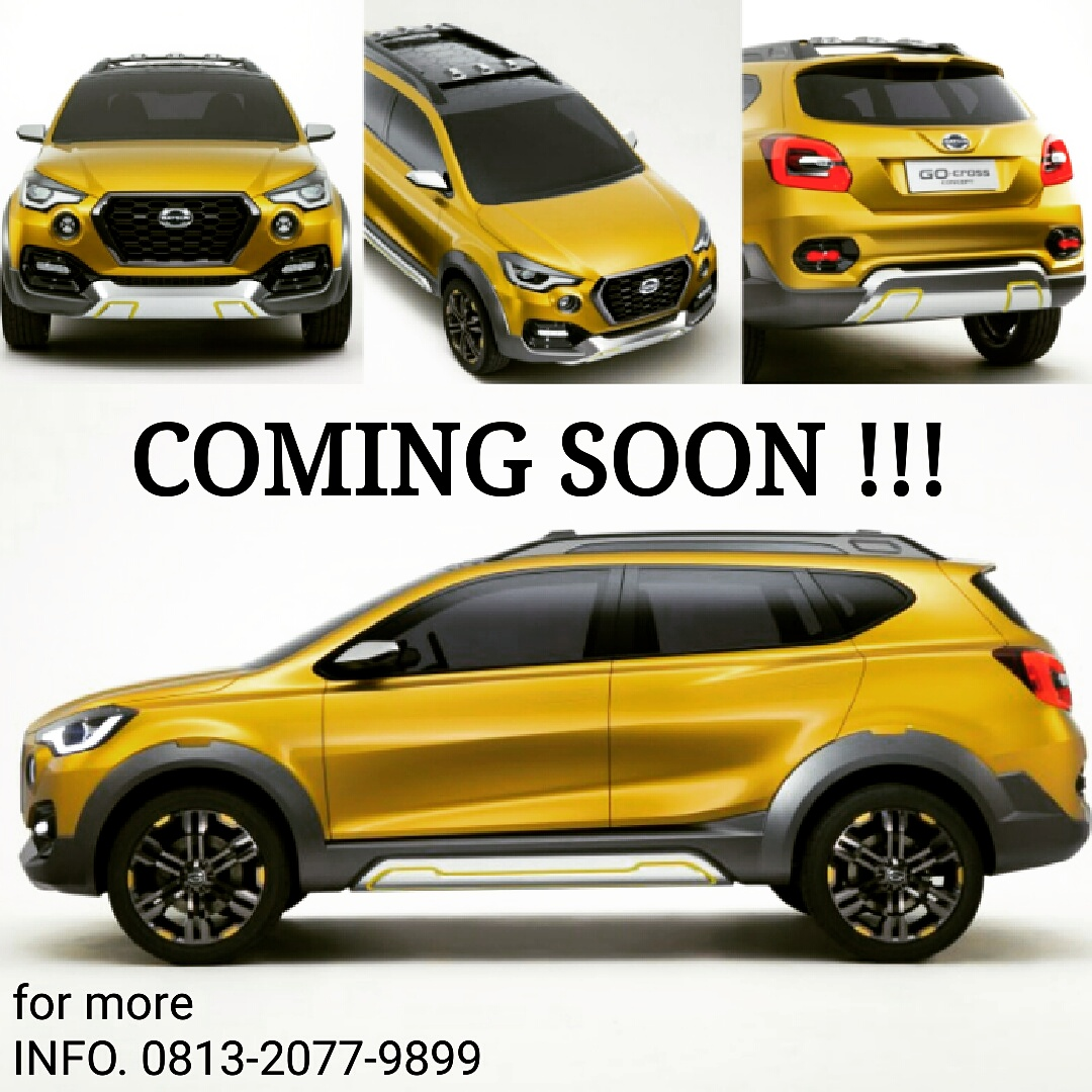 Datsun Go Cross By Dani
