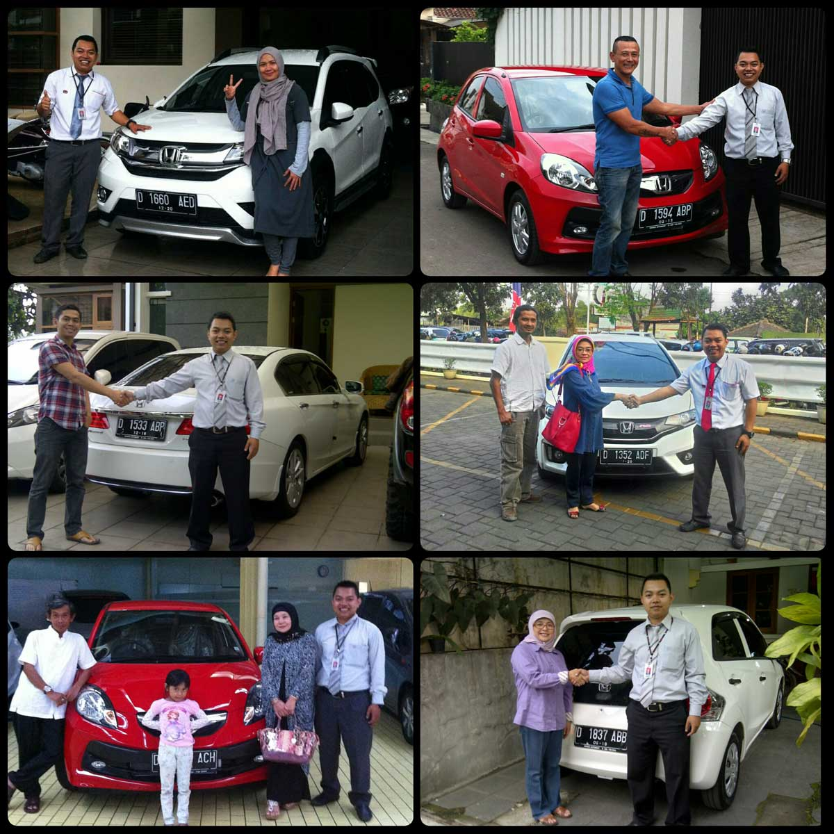 Foto Delivery Honda By Efnu