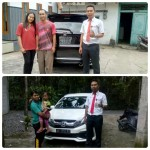 Foto Penyerahan Unit 11 Sales Marketing Mobil Dealer Honda Kediri Satria