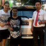 Foto Penyerahan Unit 14 Sales Marketing Mobil Dealer Honda Kediri Satria