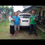 Foto Penyerahan Unit 15 Sales Marketing Mobil Dealer Honda Kediri Satria