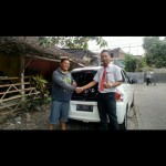 Foto Penyerahan Unit 5 Sales Marketing Mobil Dealer Honda Kediri Satria