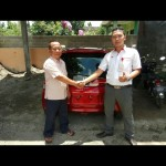Foto Penyerahan Unit 7 Sales Marketing Mobil Dealer Honda Kediri Satria