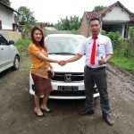 Foto Penyerahan Unit 8 Sales Marketing Mobil Dealer Honda Kediri Satria