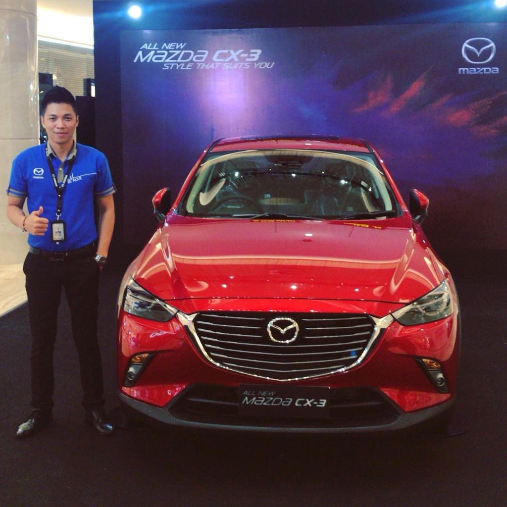 Sales Marketing Mobil Dealer Mazda Tiofant
