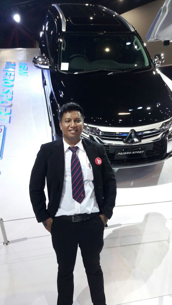 Sales Marketing Mobil Dealer Mitsubishi Arief Wicaksono