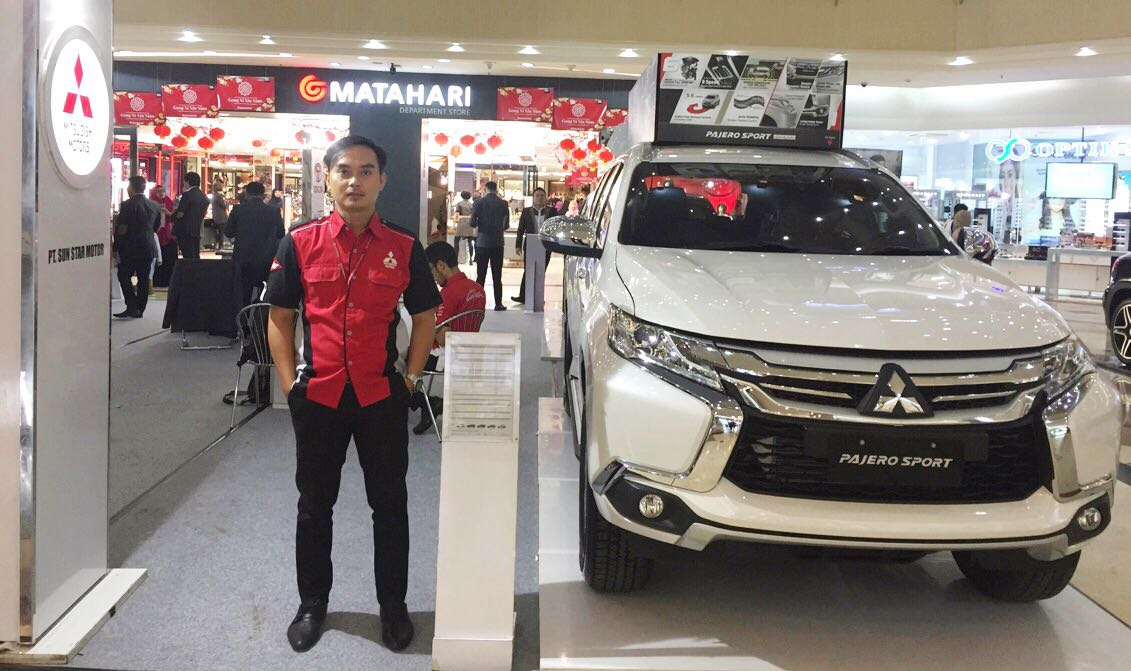 Sales Marketing Mobil Dealer Mitsubishi Ibal