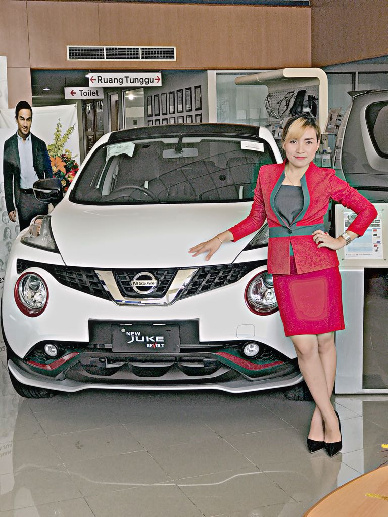 Sales Marketing Mobil Nissan Lia