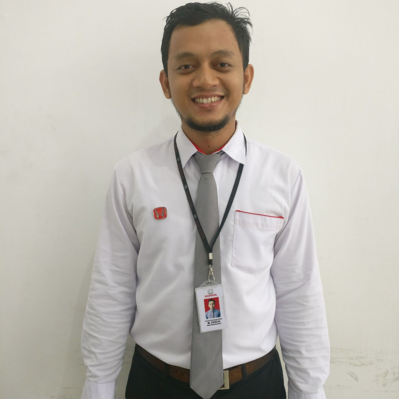 Sales Marketing Mobil Dealer Honda Pemalang Farchi