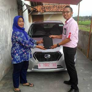 Sales Marketing Mobil Dealer Nissan Tegal Chanif