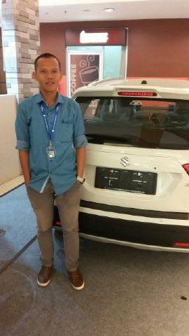 Sales Marketing Mobil Dealer Suzuki Cirebon Haris