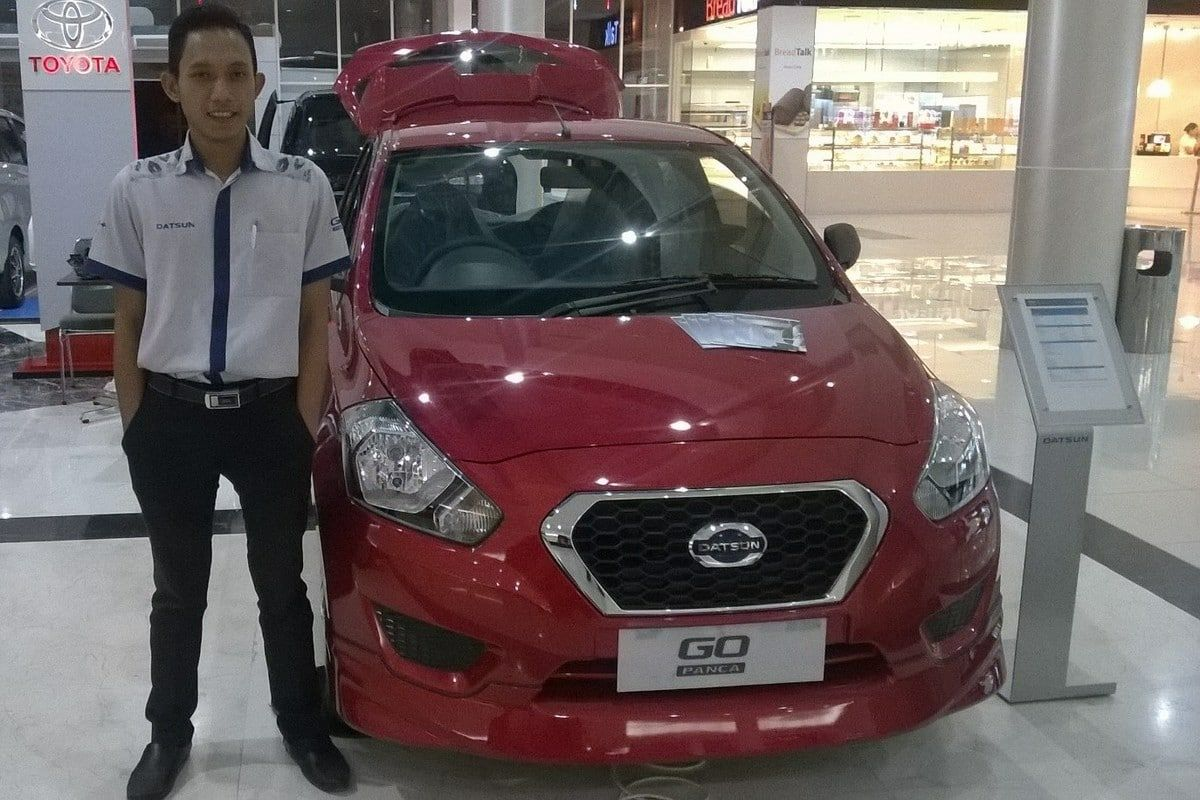 Sales Marketing Datsun Nganjuk Arya
