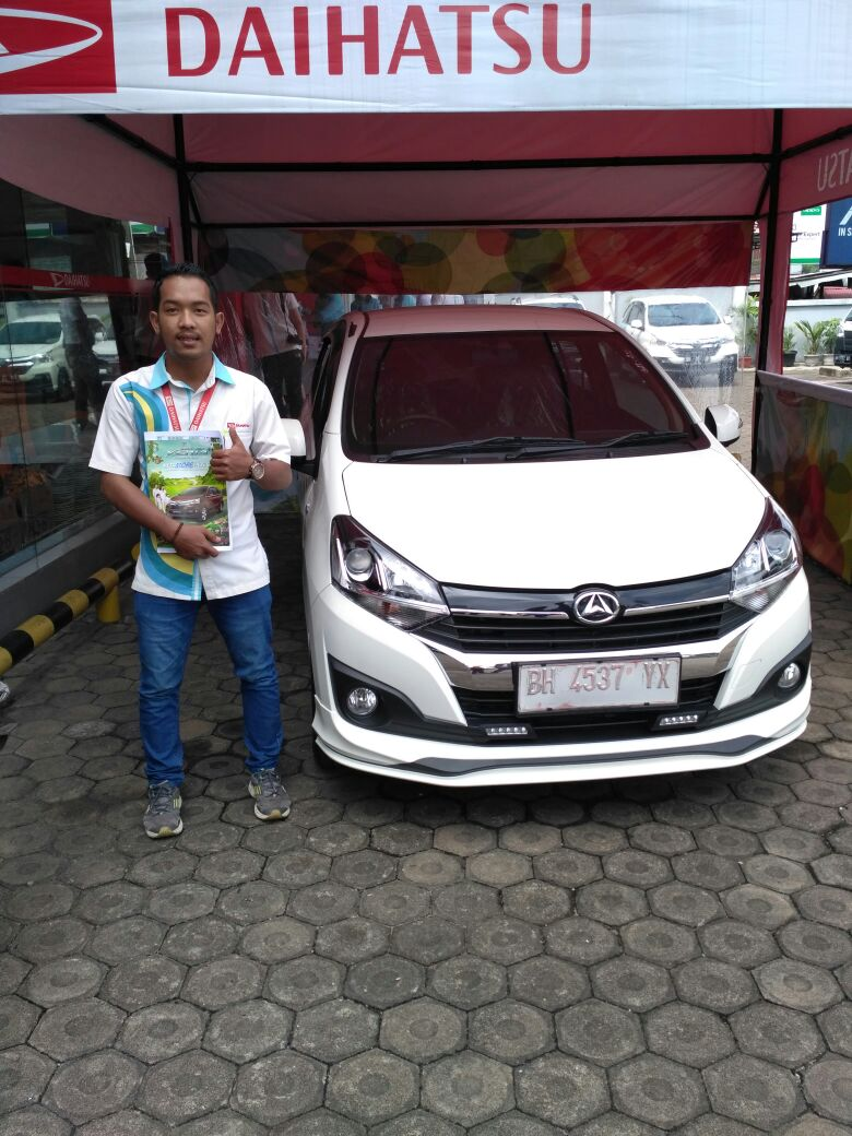 Saes Marketing Mobil Dealer Daihatsu Jambi Dani