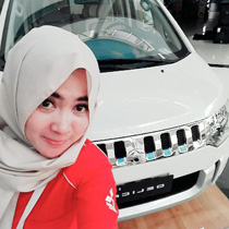 Sales Marketing Mobil Dealer Mitsubishi Madiun Yuyun