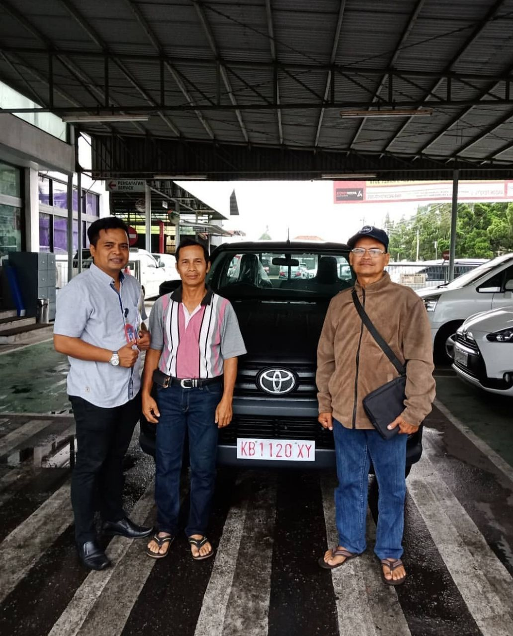 Sales Marketing Mobil Dealer Yusri