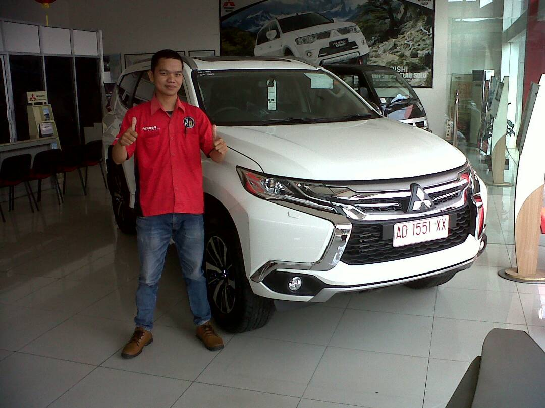 Sales Marketing Mobil Dealer Mitsubishi Klaten Agus