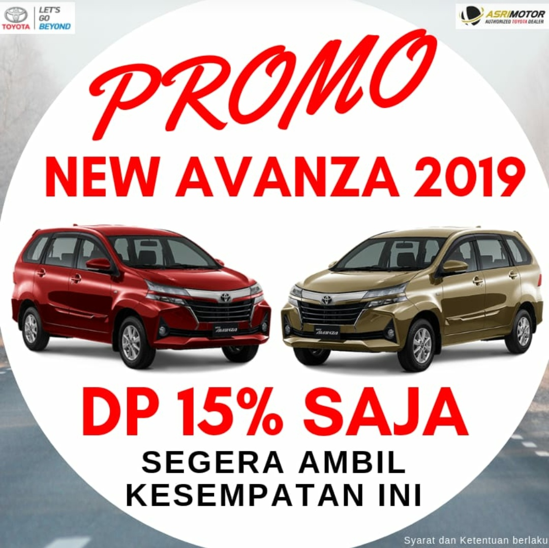 Promo Mobil Toyota By Donny