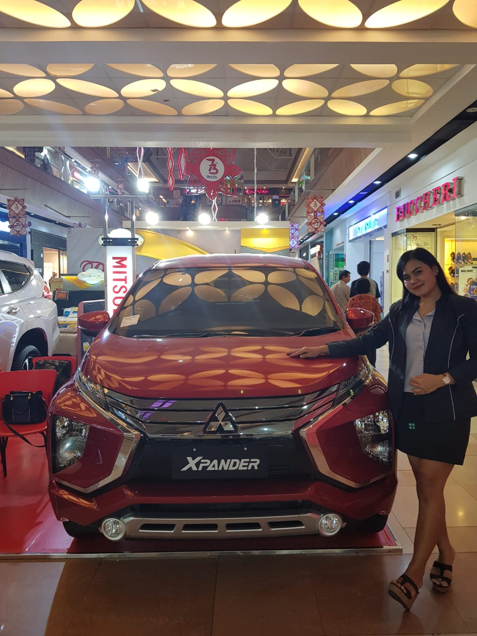 Sales Marketing Mobil Dealer Mitsubishi Ulfa