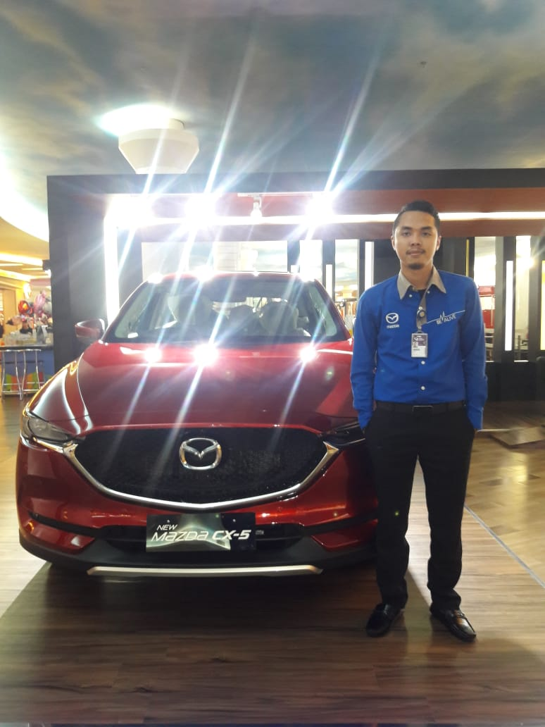 Sales Marketing Mobil Dealer Mazda Mulki