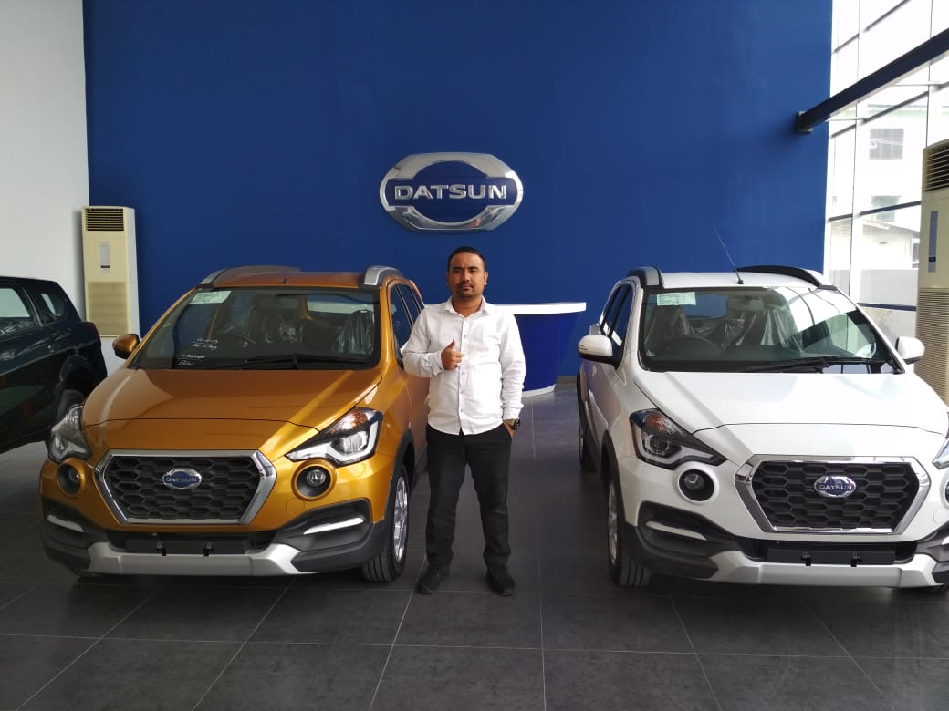 Sales Marketing Mobil Dealer Datsun Medan Subrata