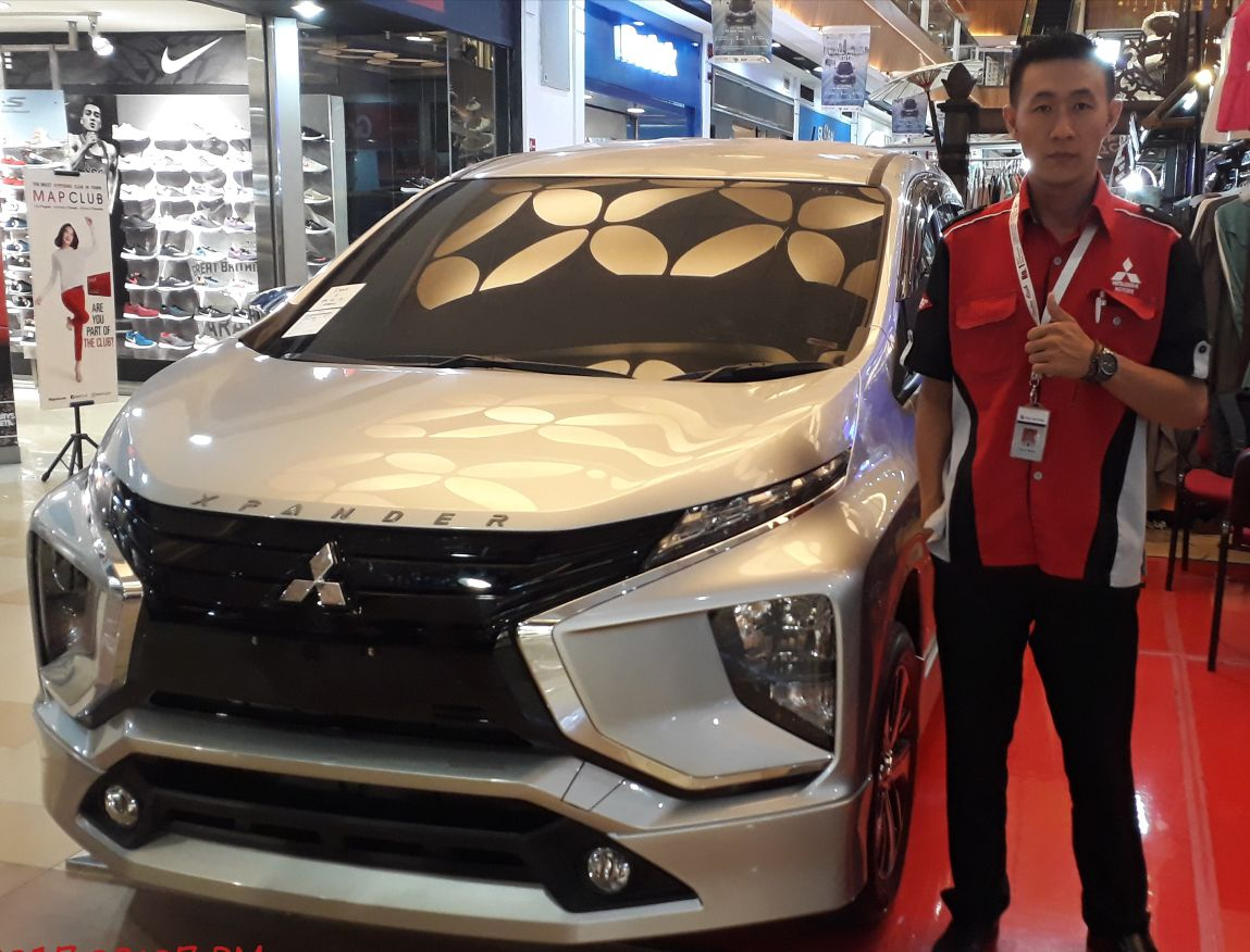 Sales Marketing Mobil Mitsubishi Andreas