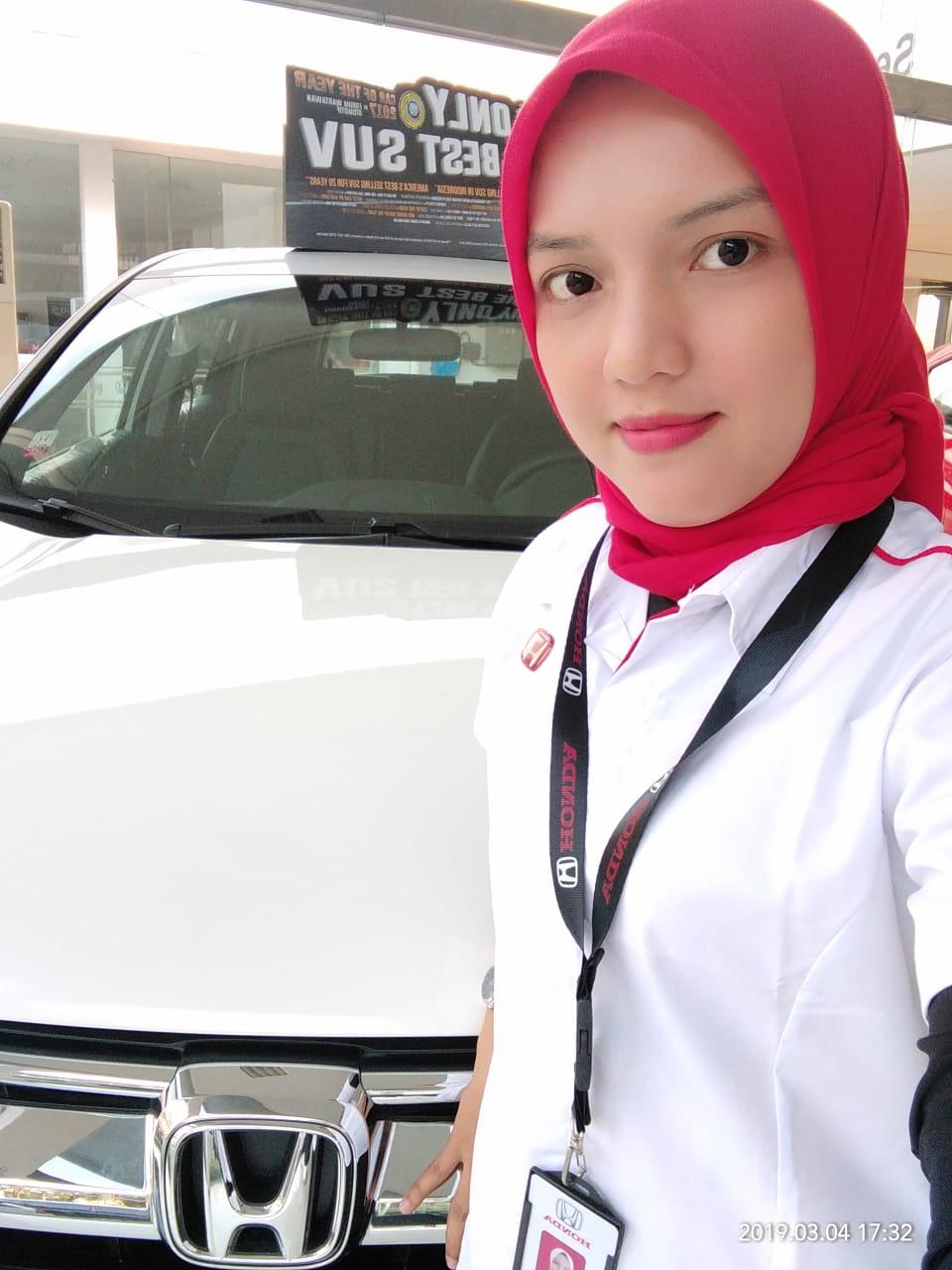 Sales Marketing Mobil Dealer Honda Febri