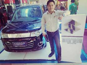 Sales Marketing Mobil Dealer Suzuki Surabaya Agung