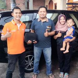 Sales Marketing Mobil Dealer Toyota Blitar Wahid