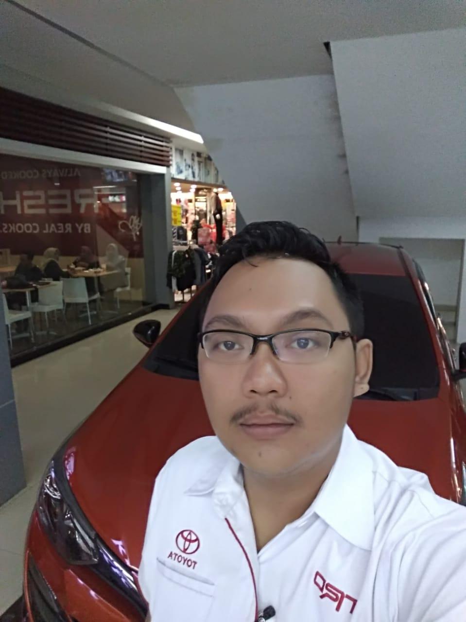 Sales Marketing Mobil Dealer Toyota Satriya