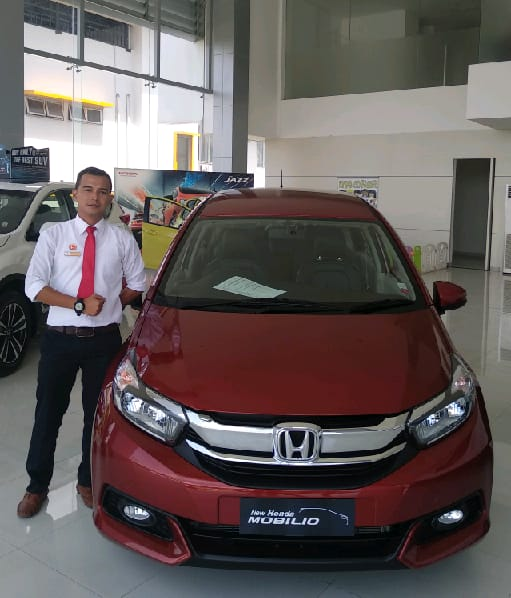 Sales Marketing Mobil Honda Riki
