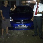 Foto Penyerahan Unit 4 Sales Marketing Mobil Dealer Honda Kediri Satria
