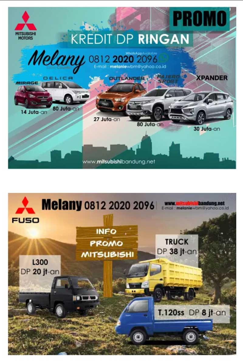 Promo Mitsubishi By Melany