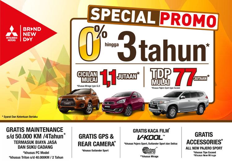 Promo Mitsubishi By Muksin