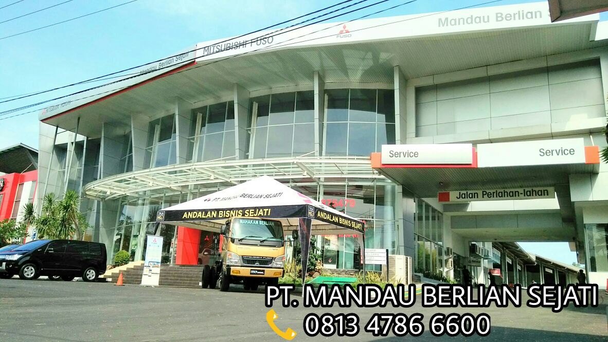Sales Marketing Mitsubishi Balikpapan